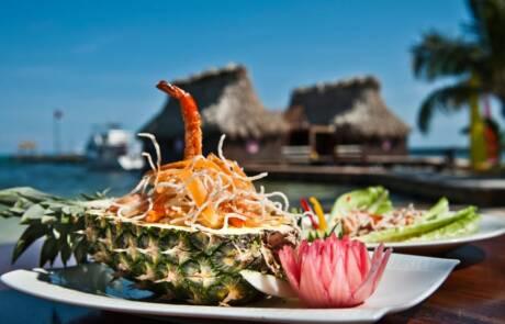 Ramon's Village Resort - Pineapples