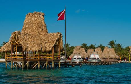 Ramon's Village Resort - Dock